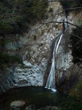 布引の滝_雄滝