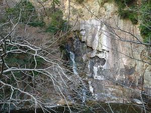 布引の滝_五本松かくれ滝