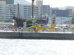 神戸 遊覧 ヘリコプター
