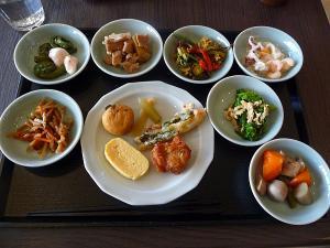 ドーミーイン長崎の朝食