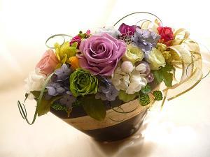 退職祝いの花