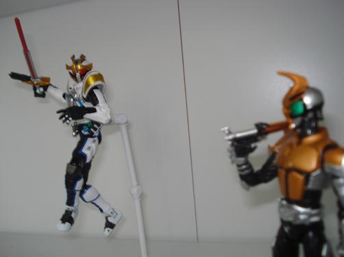 VSイクサ ケタロス戦5