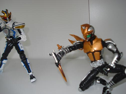 VSイクサ ケタロス戦3