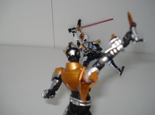 VSイクサ ケタロス戦10