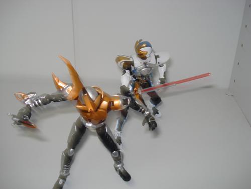 VSイクサ ケタロス戦9