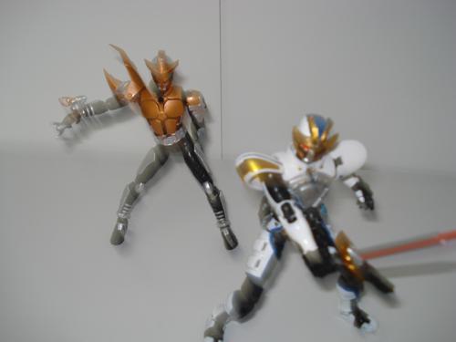 VSイクサ ケタロス戦7