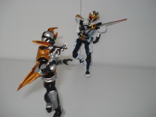 VSイクサ ケタロス戦12
