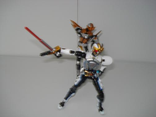 VSイクサ ケタロス戦13