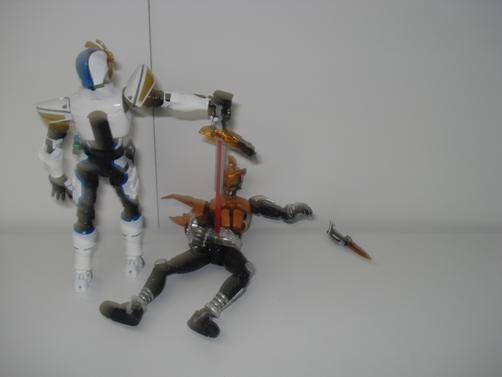 VSイクサ ケタロス戦18
