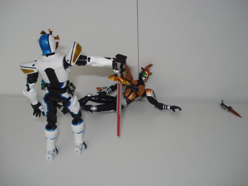 VSイクサ ケタロス戦17