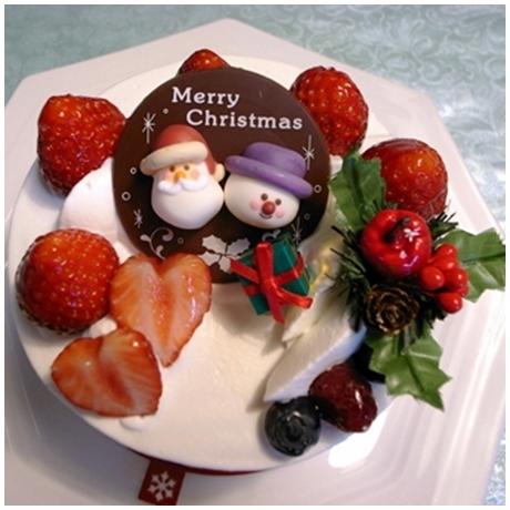 クリスマスショート3