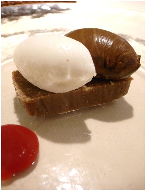 ハシモト栗の焼き菓子