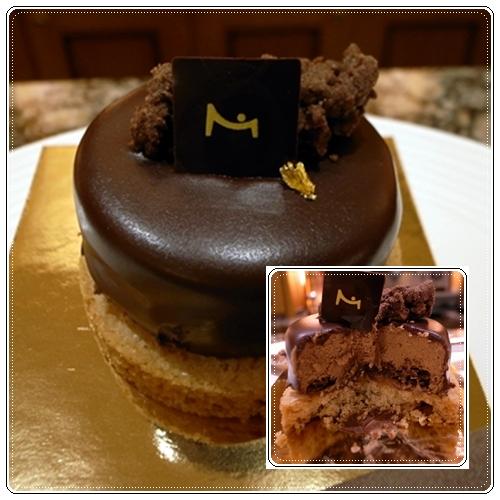メゾンドショコラキャラメルケーキ1