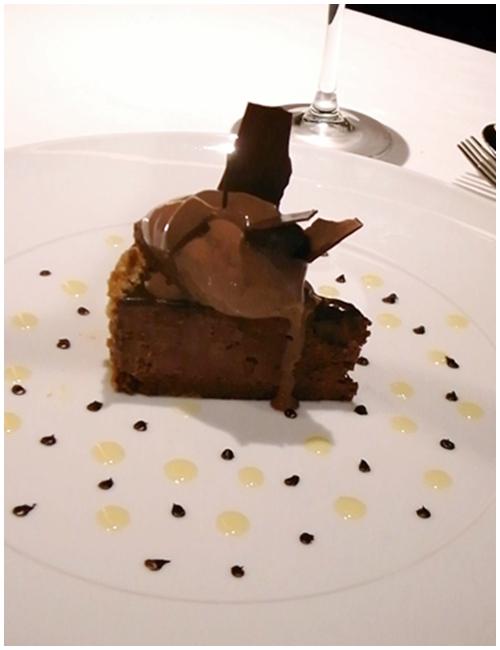シェトモチョコレートケーキ
