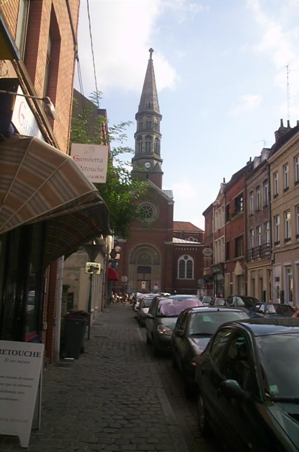 L Eglise Gambetta