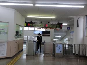 芦原温泉駅2