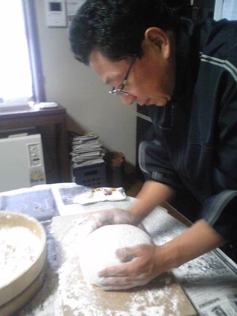 20091103_一升餅