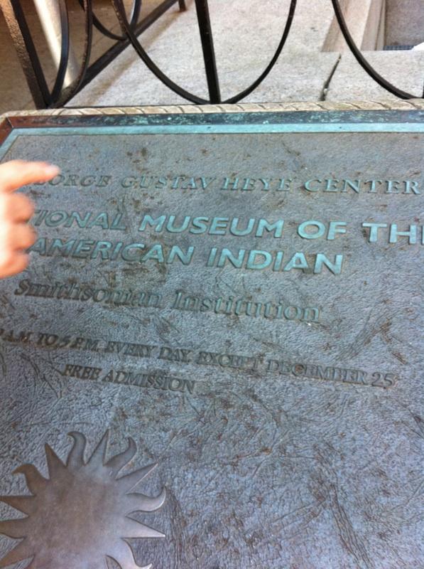 IMG_4389 国立アメリカン・インディアン博物館  ニューヨーク