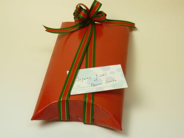 クリスマスプレゼント 2
