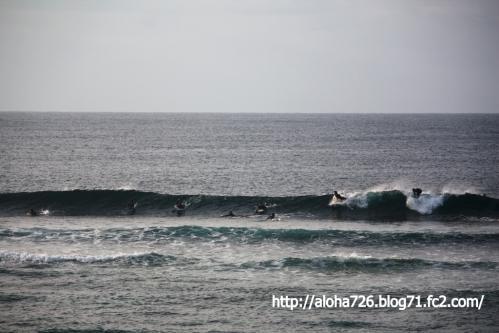 波とり合戦