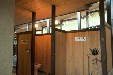 むつみ庵ワンコトイレ