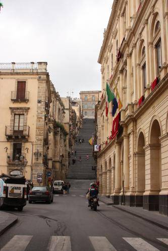 カルタジローネの階段