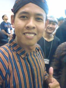 インドネシアのエリさん