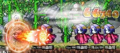 11・10シグナスで姫挑戦