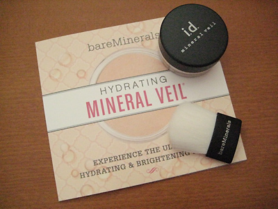 Hydrated Mineral Veil