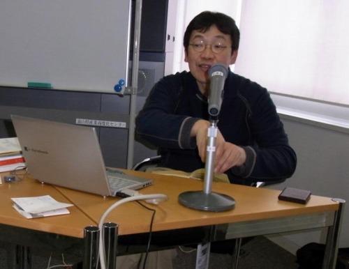 デザインディレクター萩原修さんの講習会