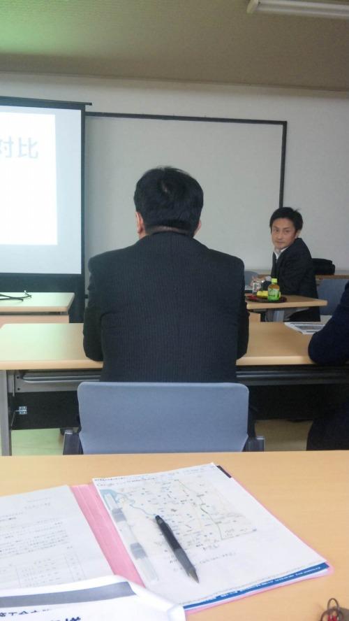 八尾山田商工会の売り上げアップセミナー参加2
