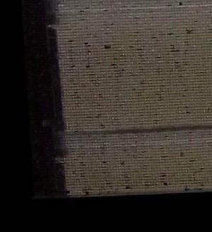 トイレのガラリ窓2