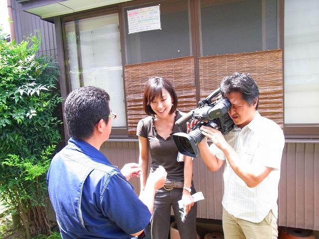 富山テレビBBTの取材2
