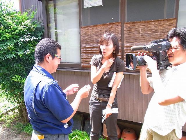 富山テレビBBTの取材3