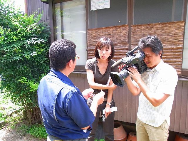 富山テレビBBTの取材4