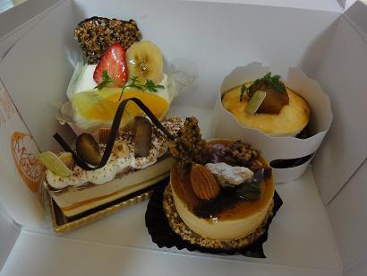 マルフジのケーキ