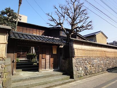 寺島蔵人邸跡