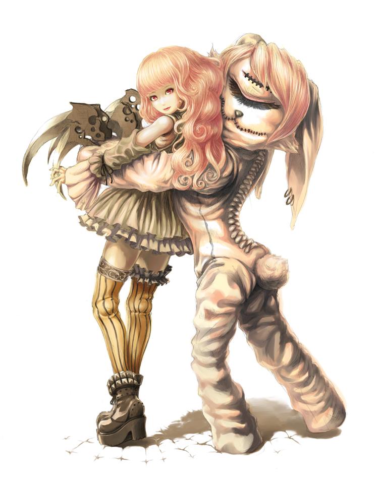 御人形セット