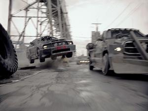 デス・レース 画像