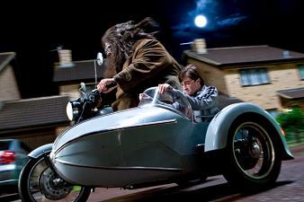 ハリー・ポッターと死の秘宝PART1 画像