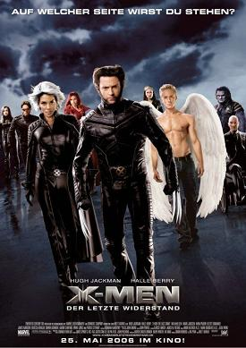 X-MEN ファイナル・デシジョン