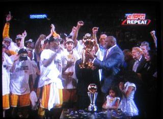 NBAファイナル201006