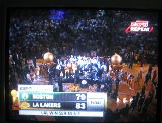 NBAファイナル201003