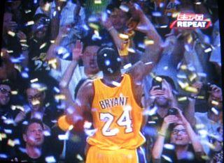 NBAファイナル201012
