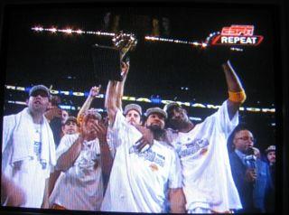 NBAファイナル201011