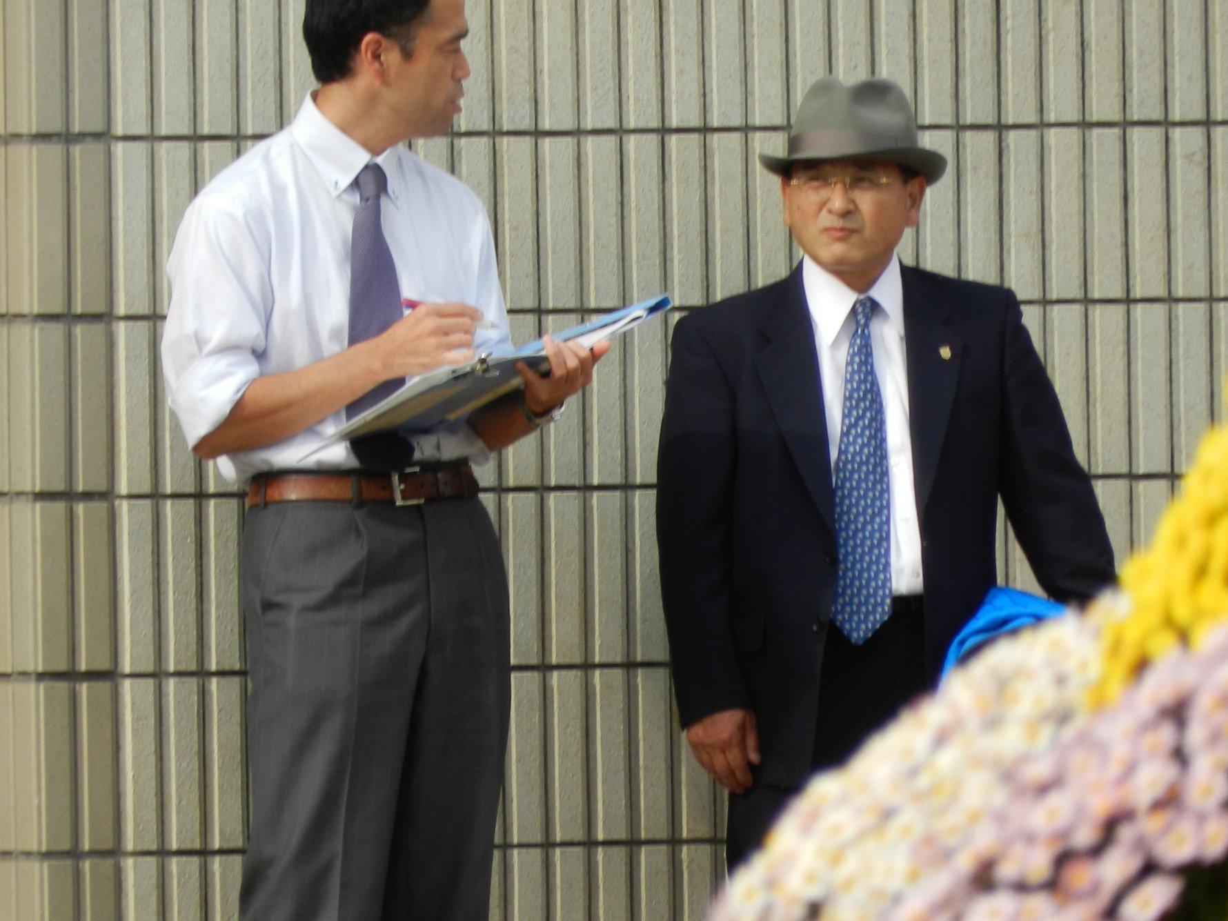 萩S マツクニさん