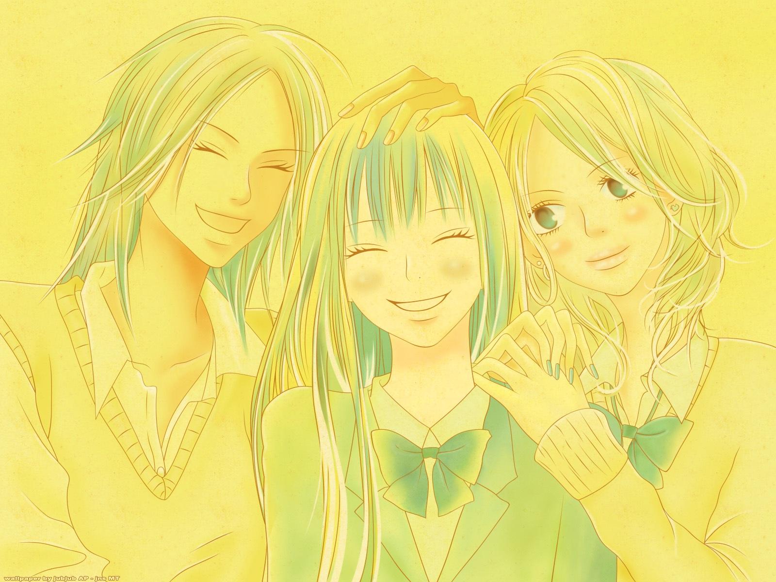 黒沼3人黄色