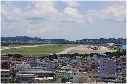 沖縄米軍基地ab