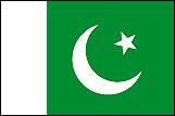 パキスタンの国旗a