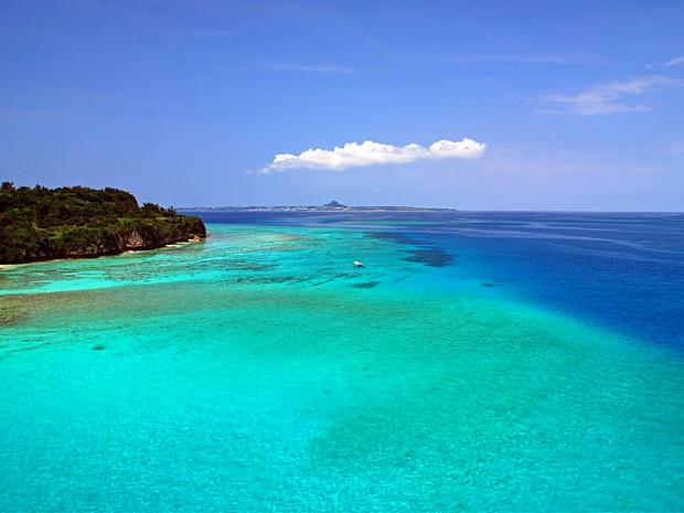 沖縄の海1d